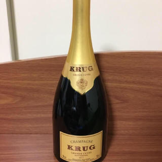 クリュッグ(Krug)のクリュッグ グランド・キュヴェ(シャンパン/スパークリングワイン)