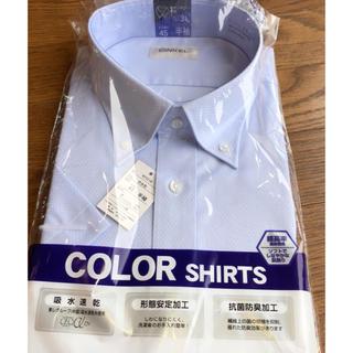 シマムラ(しまむら)の✨新品¥1200円→980円 men's半袖ワイシャツ 3L(シャツ)