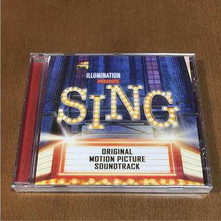 新品  CD SING シング オリジナル・サウンドトラック サントラ(映画音楽)