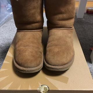 アグ(UGG)のL&N&Gさん専用★ ugg ★プーツ★クリーニング済★23cm★サイズ6(ブーツ)