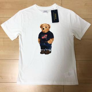 ラルフローレン ポロベア 星条旗 Tシャツ 新品未使用