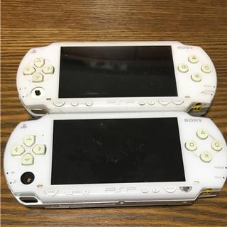 プレイステーションポータブル(PlayStation Portable)のpsp1000 ジャンク品(携帯用ゲーム本体)