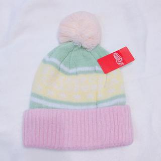 バズスパンキー(BUZZ SPUNKY)のbuzzspunky ニット帽(ニット帽/ビーニー)