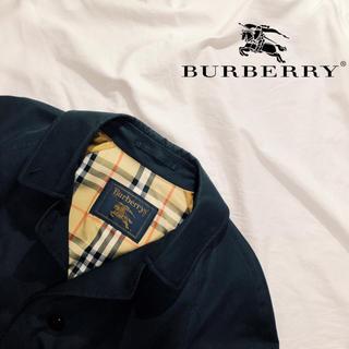 バーバリー(BURBERRY)のBURBERRY ステンカラーコート トレンチコート (ステンカラーコート)
