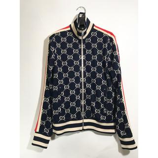 グッチ(Gucci)の定価18.3万円‼︎希少サイズXS グッチ GGジャカードジャージジャケット(ジャージ)