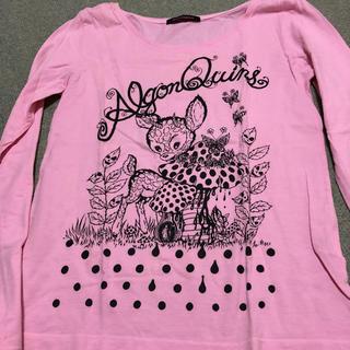 アルゴンキン(ALGONQUINS)のアルゴンキンTシャツ(Tシャツ(長袖/七分))