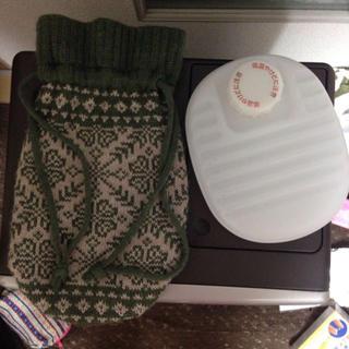 ムジルシリョウヒン(MUJI (無印良品))の湯たんぽ&カバー(その他)