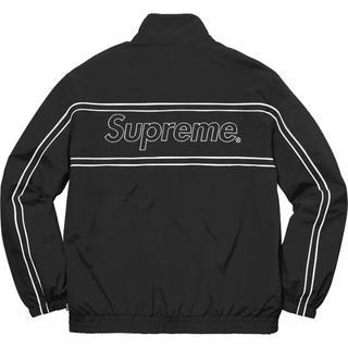シュプリーム(Supreme)のSupreme 17AW Piping Track Jacket(ナイロンジャケット)