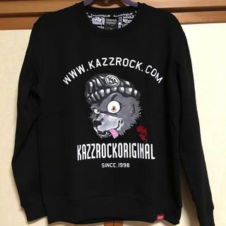 カズロックオリジナル(KAZZROCK ORIGINAL)のるる様専用  新品★kazzrock original★スウェット(スウェット)