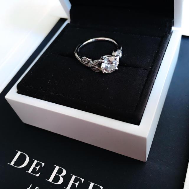 DE BEERS(デビアス)のmilkyさま専用です レディースのアクセサリー(リング(指輪))の商品写真