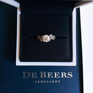 デビアス(DE BEERS)のmilkyさま専用です(リング(指輪))