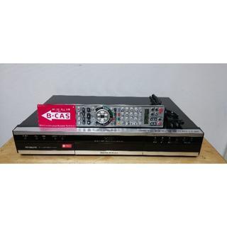ヒタチ(日立)の日立WOO ハイビジョンW録画HDDレコーダー DV-DH250w 作動品(DVDレコーダー)