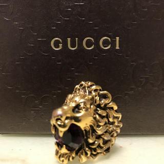 グッチ(Gucci)のrick様専用gucci リング(リング(指輪))