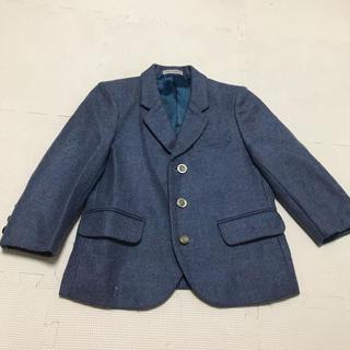 エミスフィール(HEMISPHERE)のエミスフィール paris 子供服 キッズ ジャケット 110 美品(ジャケット/上着)