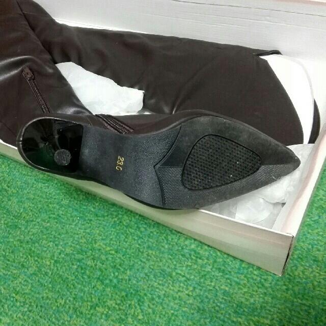 もかさん専用 ロングブーツ ニーハイブーツ レディースの靴/シューズ(ブーツ)の商品写真