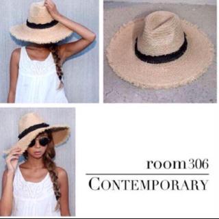 ルームサンマルロクコンテンポラリー(room306 CONTEMPORARY)のroom306COMTEMPORARY (麦わら帽子/ストローハット)
