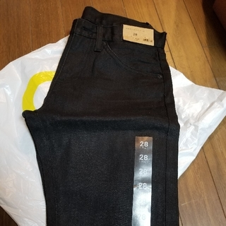 新品 ストレートジーンズ 28inch(71cm)(デニム/ジーンズ)