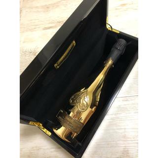 アルマンドバジ(Armand Basi)のぶん様専用 アルマンド ゴールド 新品未開封箱付き(シャンパン/スパークリングワイン)