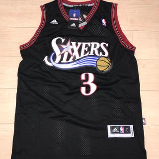 アディダス(adidas)のアレン アイバーソン NBA ユニホーム バスケットボール シャツ アディダス(バスケットボール)
