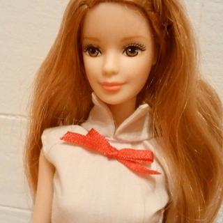 バービー(Barbie)のバービードール ブラウンヘアー(ぬいぐるみ/人形)