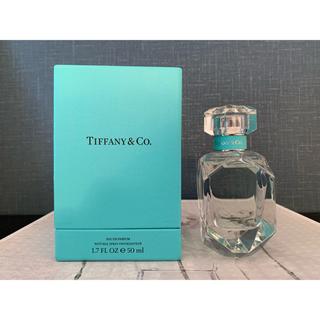 ティファニー(Tiffany & Co.)のティファニー  50ml TIFFANY Eau de Parfum 香水 新品(香水(女性用))