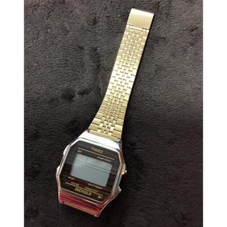 タイメックス(TIMEX)のTIMEX タイメックス 腕時計(腕時計(デジタル))