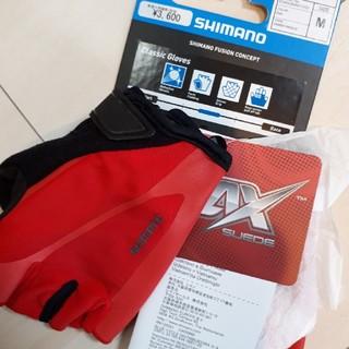 シマノ(SHIMANO)の新品!SHIMANO シマノ クラシック グローブ ロードバイク Mサイズ  (ウエア)