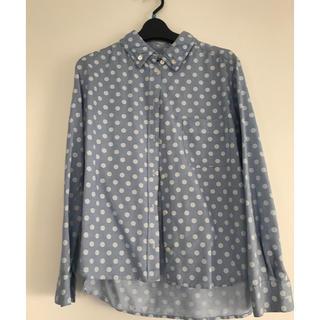 メルシーボークー(mercibeaucoup)のメルシーボクーシャツ(シャツ)