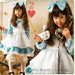 Catherine Cottage - ★美品★キャサリンコテージ★アリス コスチューム 3点セット★100★