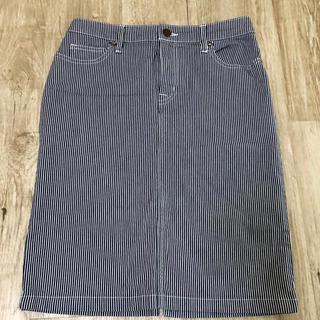 ムジルシリョウヒン(MUJI (無印良品))の無印良品 タイトスカート(ひざ丈スカート)
