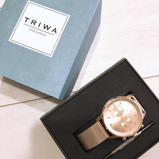 トリワ(TRIWA)の【アイ様】新品未使用!トリワの時計(腕時計)