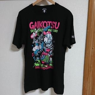 スカルシット(SKULL SHIT)のSKULLSHIT 骸骨祭り Tシャツ(ミュージシャン)