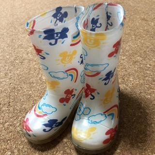 ディズニー(Disney)のディズニーリゾート☆14.0レインブーツ(長靴/レインシューズ)