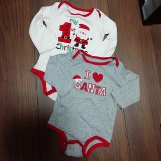 コアラベビー(KOALA Baby)のクリスマス Tシャツ二枚セット(Tシャツ)