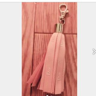 クリスチャンディオール(Christian Dior)のディオール バックホルダー(キーホルダー)