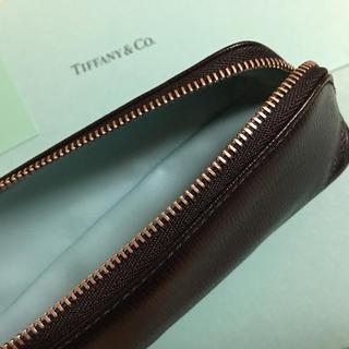 ティファニー(Tiffany & Co.)の♡ティファニー♡ペンケース♡希少♡新品♡込み(ペンケース/筆箱)