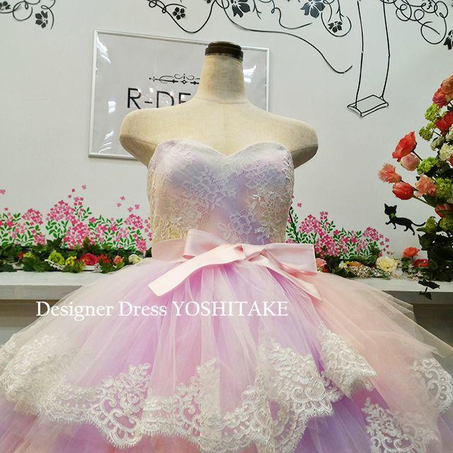 みかこ様 ドレスお直し専用ページ レディースのフォーマル/ドレス(ウェディングドレス)の商品写真