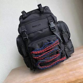 ディースクエアード(DSQUARED2)のDsquared2 ブラック バックパック タグ付き 本物 (バッグパック/リュック)