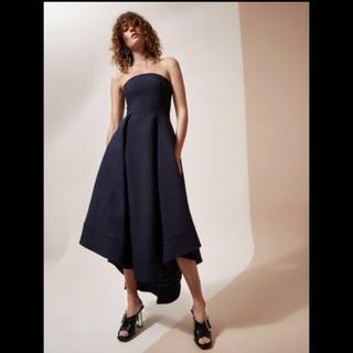 カメオコレクティブ(C/MEO COLLECTIVE)の 値下げ CAMEO COLLECTIVE 未使用品 ドレス(ミディアムドレス)