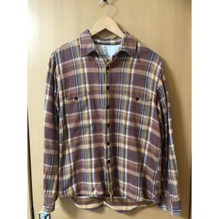 カトー(KATO`)のネルシャツ(シャツ)