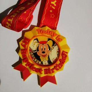 ディズニー(Disney)のディズニー 誕生日メダル(その他)