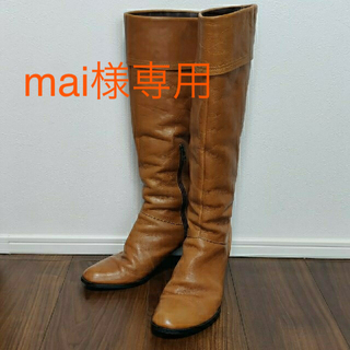 ヒミコ(卑弥呼)の卑弥呼 ロングブーツ 25.5cm(ブーツ)