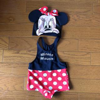 ディズニー(Disney)のミニーマウス 水着(水着)