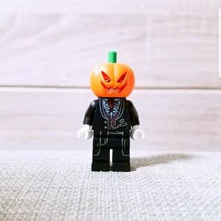レゴ(Lego)のレゴランド ミニフィグ ドラキュラ ジャックオーランタン コウモリ(積み木/ブロック)