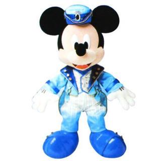 ディズニー(Disney)のシー15周年 ミッキー ぬいぐるみ ザ・イヤー・オブ・ウィッシュ 【シー限定】(ぬいぐるみ)