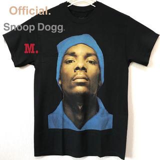 スヌープドッグ(Snoop Dogg)のNew ♪ Official SNOOP DOGG Big Face Tee M(Tシャツ/カットソー(半袖/袖なし))