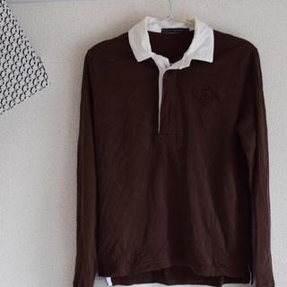 ポロラルフローレン(POLO RALPH LAUREN)のシャツ 長袖 ポロシャツ限定品!一時期しか出されてない希少!交渉🆗 古着(ポロシャツ)