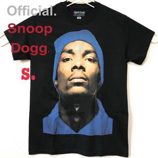 スヌープドッグ(Snoop Dogg)のキッズにも ♪ Official SNOOP DOGG Big Face T S(Tシャツ/カットソー(半袖/袖なし))