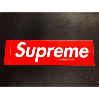 シュプリーム(Supreme)のSupreme   ステッカー    Boxlogo (その他)