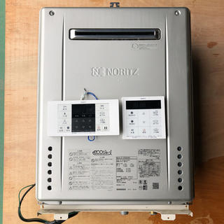 ノーリツ(NORITZ)のNORITZ ecoジョーズ ガス給湯器(その他 )